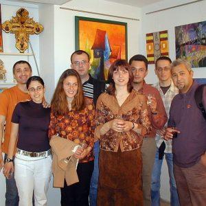 2003-otkrivane na galeria Paris